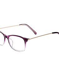 [Frame Only] Rectangle Full-Rim Prescription Eyeglasses