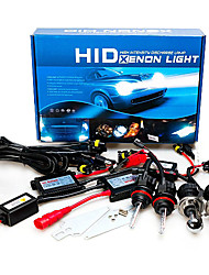 12V 35W H4 AC Hid Xenon Hight / Low Conversion Kit 10000K