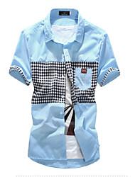Chemises informelles ( Coton Manches courtes