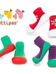 Attipas Super Lightweight Baby Girls Boys Infant Shoes Anti-slip First Walker X-mas Special Toddler Shoes Safety