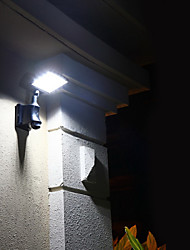 PIR Motion Sensor  Solar LED Wall Light Garden Lights