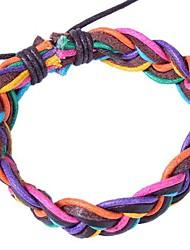 Тина - корейский кожаный браслет популярным партии