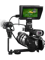 5 '' hd tft vídeo DSLR Camera Monitor lcd vga entrada // HDMI / DVI