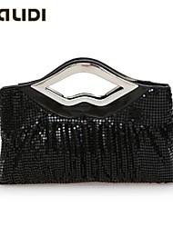 Falidi Women'S Dinner Will Fold Sequined Handbag bag