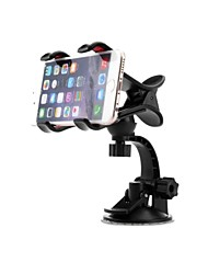 Universal Rotating Phone Clamp Stand Card Holder for Mobile Phone
