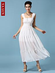 Yalun ™ vestido nueva moda femenina sexty moda clásica dama elegante maxi