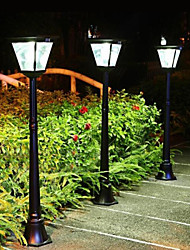 31PCS 0.07W White LEDs LED Solar Garden Light