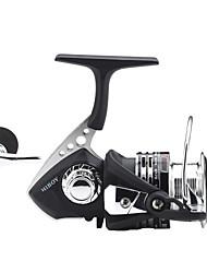 YFY SF4000 5.5:1 9 Stainless Steel Bearings and One-way Clutch Bearing Aluminum Spool/Handle/Knob Spinning Reels
