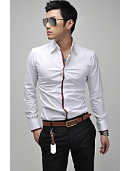 Gary Men's Sheath Fashion Shirt