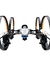 JJRC H3 2 in 1 Air-ground 2.4G 4CH RC Remote Control Quadcopter With HD Camera RTF