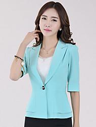 ICED™ Women's Slim ½ Length Sleeve Blazer (More Colors)