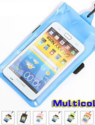 Waterproof Bag Universal Mobile Phone PVC Dry Case Pouch Cover Arm Band For Iphone6 plus SAMSUNG Note 2 3 Swim Dive