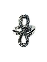 Fashion Women's Silver Ring TY001