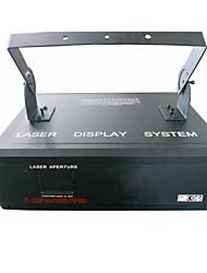 Animation verte lumière laser stade 1s