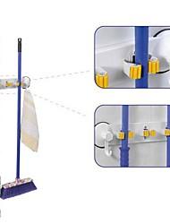 Etagère/Gadgets de salle de bain - Contemporain Fixation au Mur