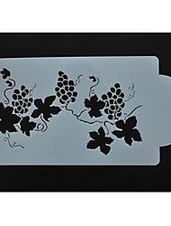 Cake Design Stencil Cake Decorating Supplies,Cake Spray Stencils Decoration ST-99