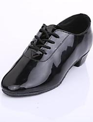 Sapatos de Dança ( Preto ) - Homens - Não Personalizável - Moderno