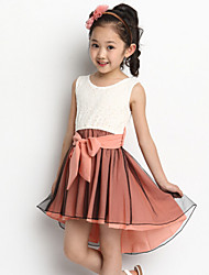 Girl's Summer Sleeveless Dresses(More Color)