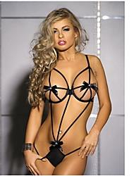 euro style sexy erica des femmes découpé lingerie