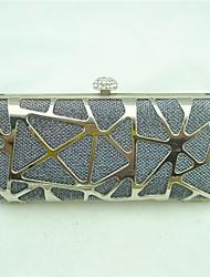 Women's Metal Frame Evening Handbag Vintage