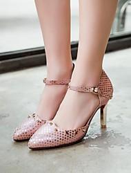 Chaussures Femme - Habillé - Bleu / Rose - Talon Aiguille - Talons / Bout Pointu - Talons - Similicuir