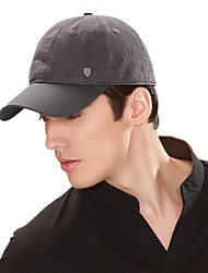 Kenmont 2015 Spring Summer New Men Cap Men Outdoor Sports Baseball Hat 100% Cotton Visor Sun Cap Adjustable Size 3046