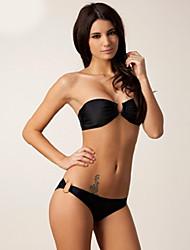Bikinis ( Nilón/Spandex Bandeau para Mujer