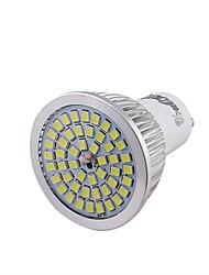 6W GU10 Spot LED 48 SMD 2835 600 lm Blanc Froid Décorative V 1 pièce