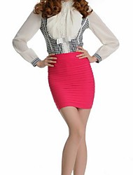 Women's Fashion OL Candy Color Skirts (More Colors)
