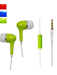 WEIDE® WD010 headphones earphones Wired In Ear With Microphone for Media Player/Tablet/Mobile Phone/Computer/MP3MP4