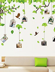 Environmental Removable Photo Frame PVC Wall Sticker
