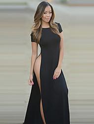coton coréen robe de boîte de nuit sexy anlywomen