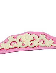 Lace Sugarpaste Moulds For Cake Decoration
