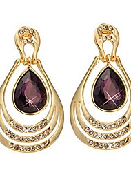 Tina -- Fashion Water Drop Vintage Alloy Earring in Party
