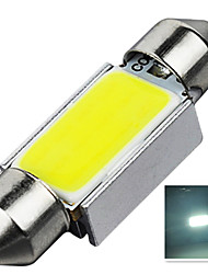 2.7W 12V 7000-8000K 36MM-COB-12SMD C5W with Radiator Canbus License Plate And Tail Box Lighting LED Light for Car