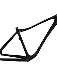 "OEM Carbono total Bicicleta Marco 26"" Matt Unidireccional cm /17/19"" pulgada"