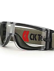 óculos escuros verdes à prova de vento de poeira-protetor de alta qualidade