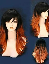 Top Quality Popular Super Long  Straight  Woman's Synthetic Wigs Hair Sexy Wig Party Wig