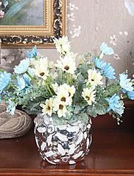 haute qualité 12 têtes xin Ya simulation de fleurs de chrysanthème