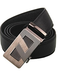 Men's Fashion Leisure  High Grade Automatic Buckle Belt