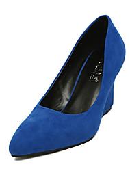 Женская обувь Замша 6-9 см