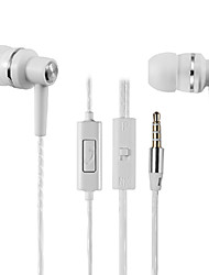 Mosidun M7 In Ear Wired Earphones with Microphone for Iphone/Iphone plus