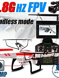 RC Helicopter - WL TOYS - V686S - 4 Canales - con Si - RTF