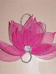 Women's Plastic Flower Shape Dance Headpieces(More Colors)