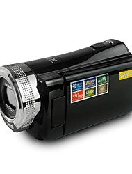 "rich® DVH-600 hd 720p pixels 16,0 megapixels 16x zoom 2.7 ""LCD-scherm hd digitale camera camcorder"