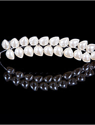 Women/Flower Girl Alloy Tiaras With Imitation Pearl Wedding/Party Headpiece