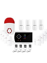 Android APP Control GSM Home Security Alarm System Auto Dialer