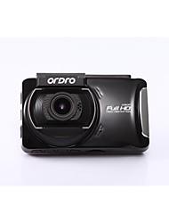ORDRO обнаружения x3 мини-автомобиль черный ящик 2.7inch 170 ° с разрешением Full HD / видеовыход / G-Sensor / Motion / широкий угол / 1080