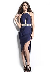 Women's Without Collar   Fashion sexy Sexy Dress
