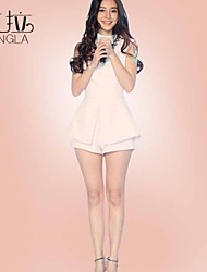 Women's Casual/Party ½ Length Sleeve Short Blazer (Nylon/Wool Blends)